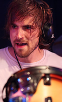 David Anlauff - drums